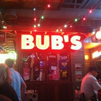 Photo taken at Bub's at the Ballpark by Cozi K. on 11/18/2012