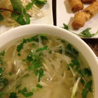 Photo taken at Pho Mignon by Melissa D. on 9/27/2012