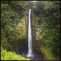 Photo taken at Akaka Falls State Park by Shawn M. on 6/25/2013