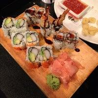 Photo taken at Aloha Sushi by Eli J. on 10/17/2012