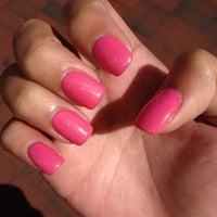 Photo taken at Nail Salon - Nail Trix by Eli J. on 9/24/2012