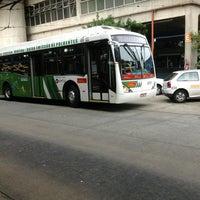 Photo taken at Terminal Metropolitano de Diadema by Rogerio F. on 6/21/2013