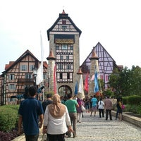 Photo taken at Colmar Tropicale by Farid Firdaus R. on 9/15/2012
