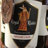Photo taken at Royal Rabbit Vineyards by Susan S. on 2/15/2013