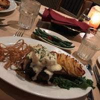 Photo taken at Steak 38 by Hatice O. on 10/4/2017