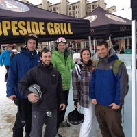 Photo taken at Slopeside Grill by Kristin A. on 3/3/2013