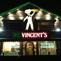 Photo taken at Little Vincent's Pizza by Brian B. on 2/18/2013