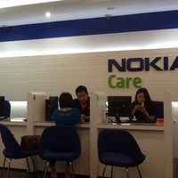 Photo taken at Nokia Care by Phoomin S. on 12/16/2012
