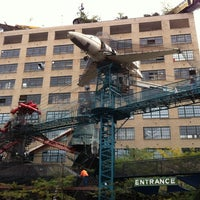 Photo taken at City Museum by Bradley G. on 9/30/2012