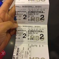 Photo taken at MBO Cinemas by Aihaa S. on 2/2/2017