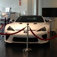 Photo taken at Lexus Breda by Rob W. on 8/5/2013