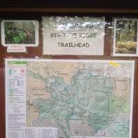 Photo taken at Big Tree Ridge Trailhead - Cougar Mountain by Linda M. on 6/18/2013