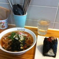 Photo taken at kamome by Cho-ah C. on 10/30/2012