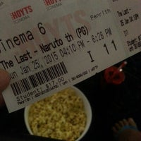Photo taken at Hoyts by Akee O. on 1/25/2015