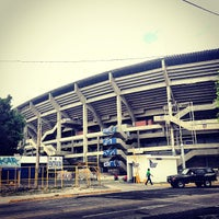 Photo taken at Estadio Jalisco by David S. on 6/21/2013