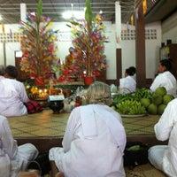 Photo taken at วัดเขาสำเภาทอง by Nattaya C. on 10/23/2012