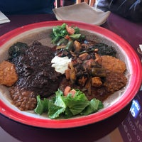 Photo taken at Assab Eritrean Restaurant by Romyn S. on 5/16/2017