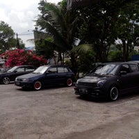 Photo taken at Carisma auto modified by Wijayanto N. on 12/2/2012