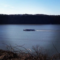 Photo taken at Fort Tryon Park by Brian B. on 4/6/2013