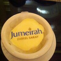 Foto tomada en Imperium Restaurant - Jumeirah Zabeel Saray por Eugene Y. el 5/6/2013
