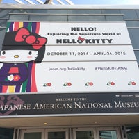 Photo taken at Japanese American National Museum by Duke O. on 2/21/2015