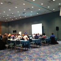 Photo taken at Camp IT Conference by Ed i. on 5/23/2013