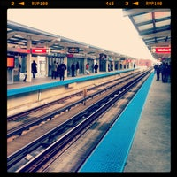Photo taken at CTA - Thorndale by Brandy L. on 12/31/2012