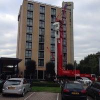 Photo taken at Van Der Valk Hotel Venlo by Bas D. on 9/20/2013