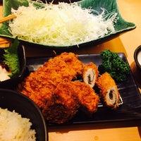 Photo taken at Ebisu Katsusai by ITO S. on 4/20/2014