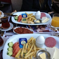 Photo taken at Cafe Line by Melike Sultan M. on 12/24/2012
