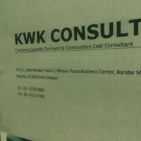 Photo taken at Kwk Consult by Siti S. on 7/30/2013