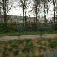 Photo taken at Sprinter Tilburg - Eindhoven by Emma K. on 4/1/2016