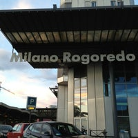 Photo taken at Milano Rogoredo Railway Station (IMR) by Giovanni on 5/31/2013
