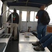 Photo taken at Boston Harbor Water Taxi by Donna S. on 5/15/2016