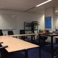 Photo taken at Trainingsruimte 1.05 by Wouter M. on 1/7/2013