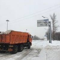 Снимок сделан в Щербинка пользователем Egor K. 2/3/2018