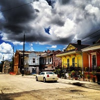 Photo taken at Lower Garden District by Mark H. on 6/1/2013