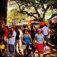 Photo taken at Historic Market Square San Antonio by Mark H. on 5/5/2013