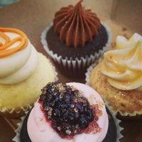 Photo taken at Enjoy Cupcakes by Mark H. on 4/27/2014