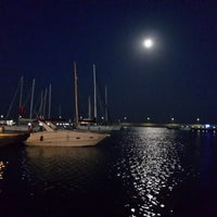 Photo taken at Mersin Marina by Cemal K. on 6/22/2013
