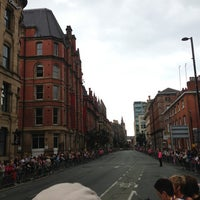Photo taken at Manchester Pride by Dima T. on 8/24/2013