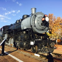 Photo taken at Grand Canyon Railway by Gary S. on 10/25/2016