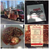 Photo taken at Giordano's Food Truck by Gary S. on 8/14/2013