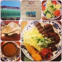 Photo taken at Elena's Greek Armenian Cuisine by Gary S. on 6/28/2013