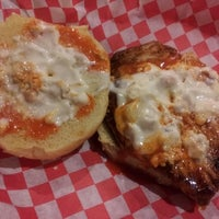 Photo taken at Gino's Burgers & Chicken by Brittany H. on 5/26/2013