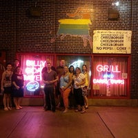Photo taken at Billy Goat Tavern by Crystal D. on 7/7/2013