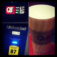 Photo taken at QuikTrip by Crystal D. on 4/22/2013