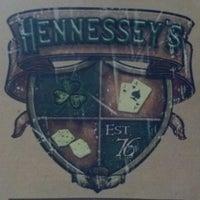 Photo taken at Hennessey's Tavern by Q on 11/12/2012