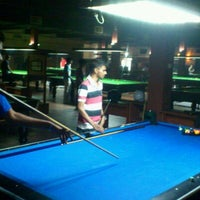 Photo taken at Ixora pool and snooker by Khesu T. on 1/14/2013