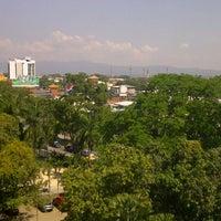 Photo taken at Hilton Princess San Pedro Sula by Dan K. on 2/6/2013